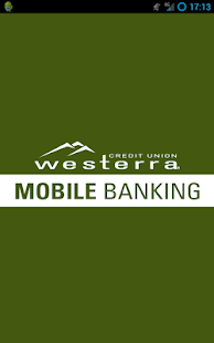 Westerra Credit Union Mobile - screenshot thumbnail