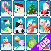 Mahjong Holiday Joy 2015