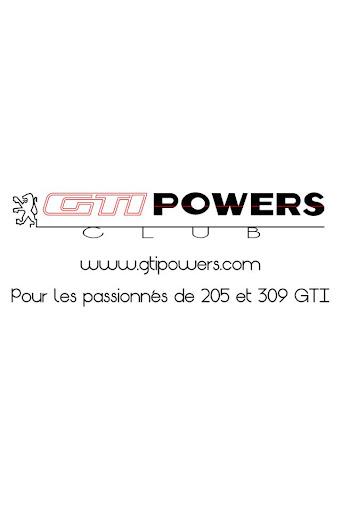 Club GTIPOWERS 205 GTI