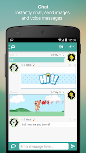 Palringo Group Messenger - screenshot thumbnail