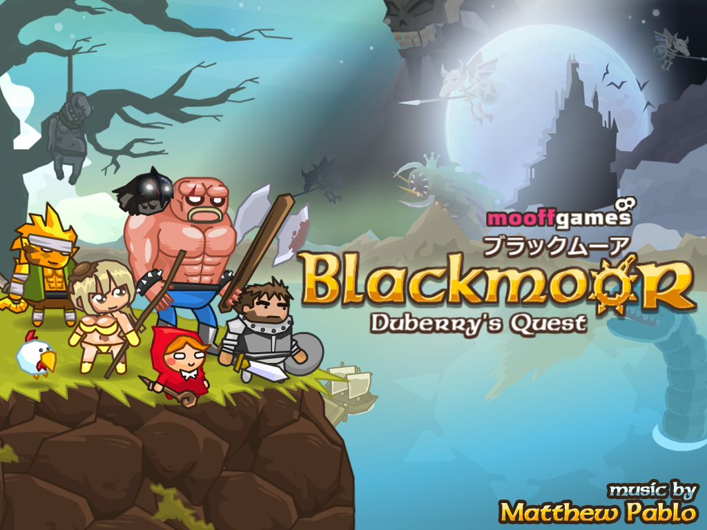 Blackmoor - Duberry's Quest- screenshot