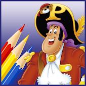 Piet Piraat Kleuren