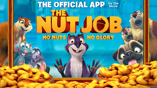 【免費休閒App】The Nut Job (The Official App)-APP點子