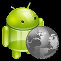 WebDroidPro logo