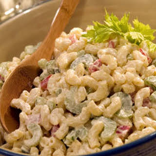 Full Throttle Macaroni Salad.