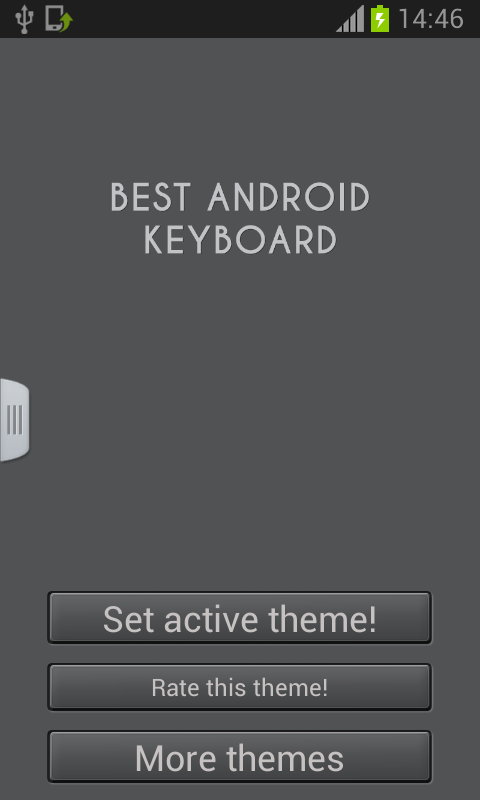 Best Android Keyboard - screenshot