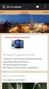 Dortmunder Weihnachtsmarkt - screenshot thumbnail