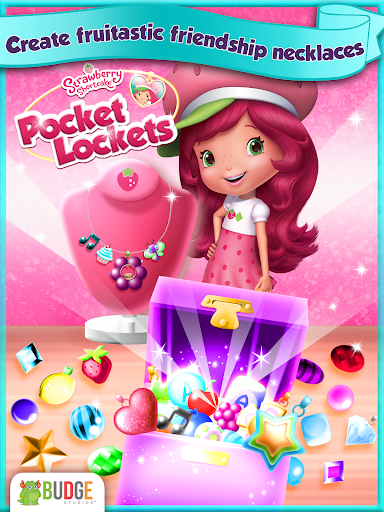 Strawberry Shortcake Pocket Lockets screenshot