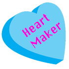 Candy Heart Maker icon