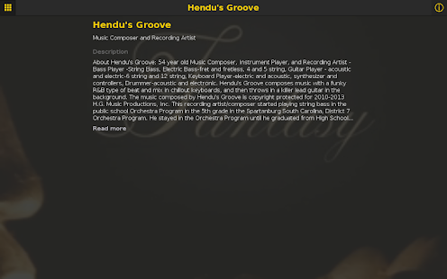 Hendu's Groove- screenshot thumbnail