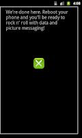 Screenshot of SIMPLE Mobile Data Settings