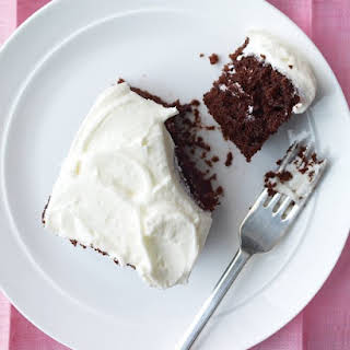Busy-Day Chocolate Cake.