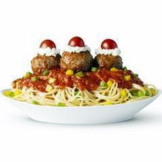 Spaghetti Sundaes