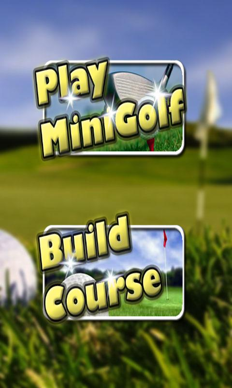 MiniGolf Star - screenshot