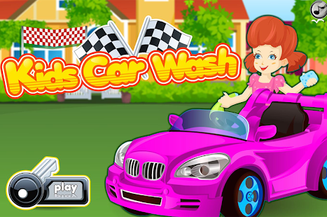 Kids Car Wash - screenshot thumbnail