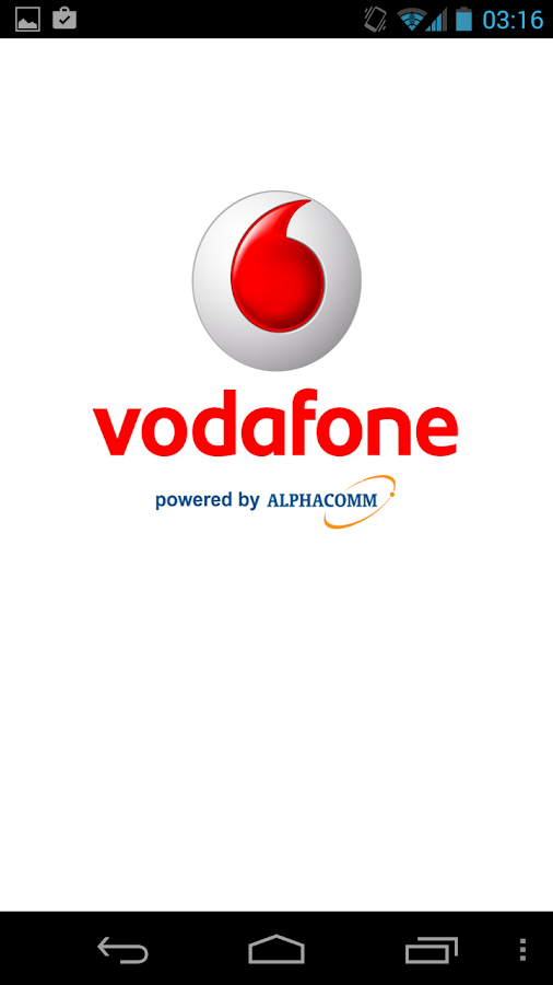 vodafone prepaid android apps on google play. Black Bedroom Furniture Sets. Home Design Ideas