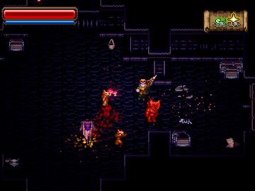 Wayward Souls Screenshot 1