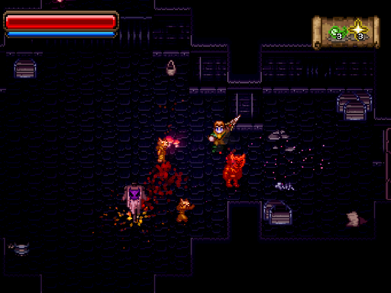Wayward Souls screenshot #5