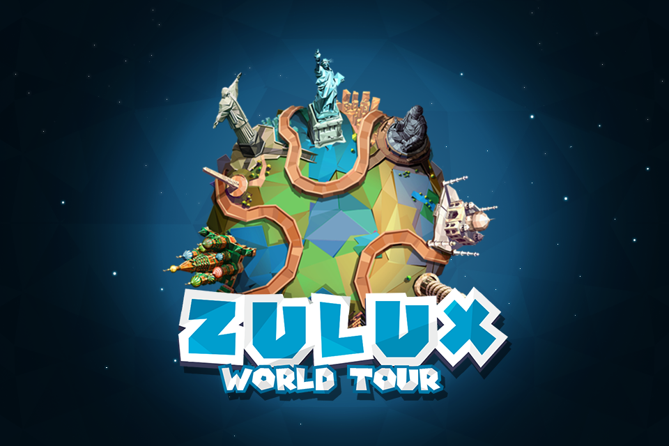 Zulux World Tour - screenshot