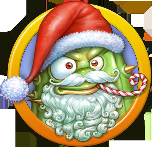 ガーデン レスキュー(クリスマス・エディション) 休閒 App LOGO-APP試玩