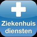 Ziekenhuisdiensten icon