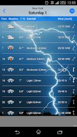 the Weather Screenshot 2