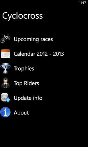 【免費運動App】Cyclocross-APP點子