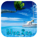Blue Sea LiveWallpaper