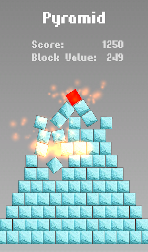 Pyramid - Tricky physics game