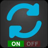 AutoSync OnOff Widget