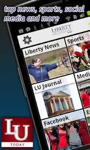 Liberty University Today - screenshot thumbnail