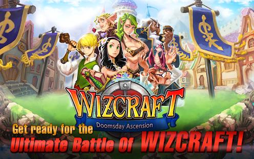 Wizcraft mod apk
