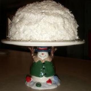 Snowball Cake I