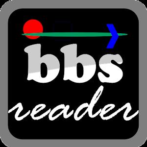 pttbbs reader 社交 App LOGO-APP試玩