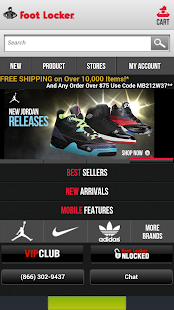 Easy Shop Footlocker-Old - screenshot thumbnail