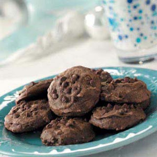 Low-Fat Chocolate Cookies.
