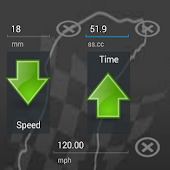 TT Speed / Laptime Calculator