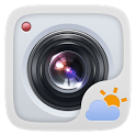 Camera Share GO Weather EX icon