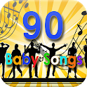 90 Baby Songs icon