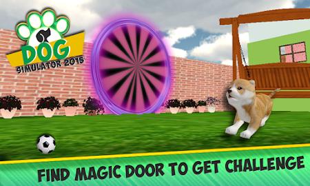 Dog Simulator 2015 1.1 screenshot 70037