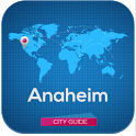 Anaheim Disneyland Guide & Map icon