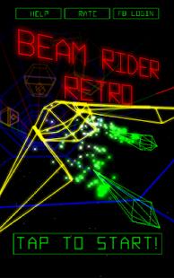 Beam Rider Retro