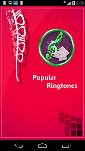 Popular Ringtones 2015