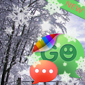 Winter Theme for GO SMS Pro