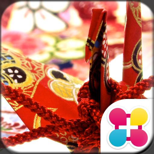 Japanese KIMONO Pattern Theme Icon