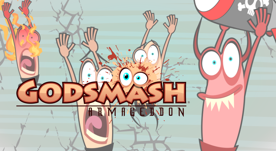 GodSmash: Armageddon- screenshot