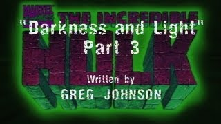 DARKNESS AND LIGHT (PART 3)