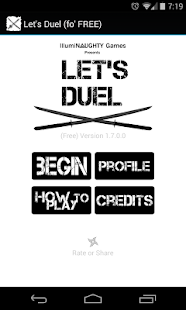 Let's Duel (fo' FREE) - screenshot thumbnail