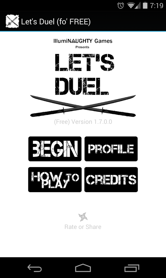 Let's Duel (fo' FREE) - screenshot