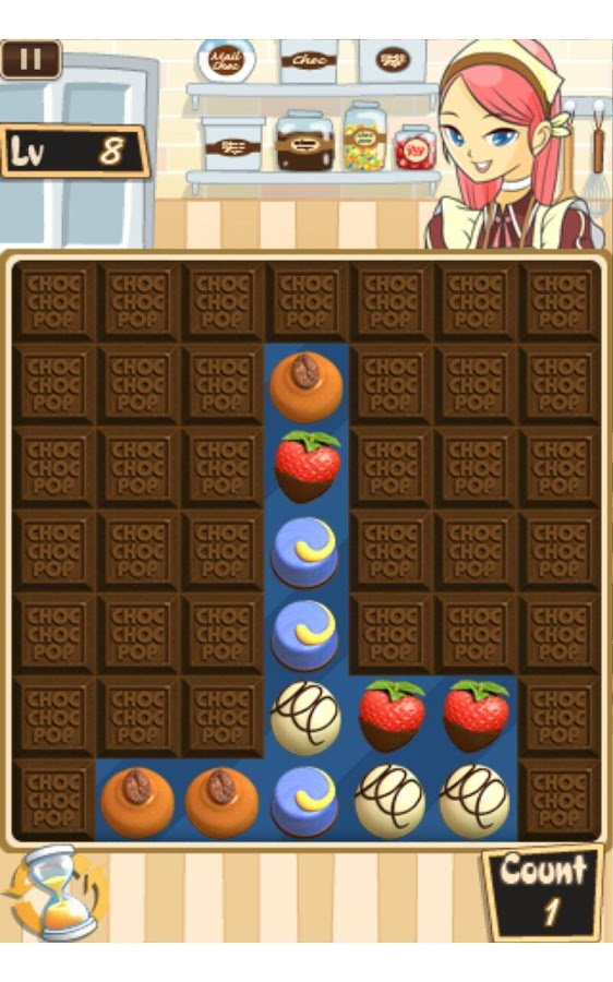 ChocChocPop- screenshot